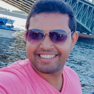 Chameera Narangoda, 33, Colombo, Sri Lanka