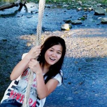Gina Chen, 24, Santa Clara, United States