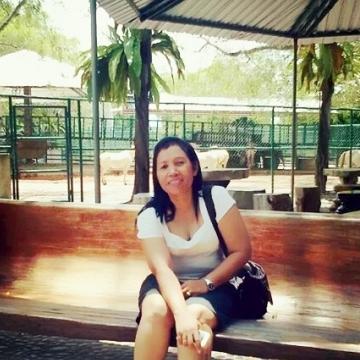 Phishaya Naretram, 49, Bangkok, Thailand