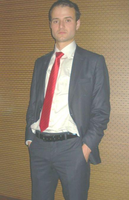 Sayit Erdem, 31, Denizli, Turkey