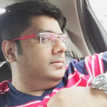 Satya Raz, 45, Bangalore, India