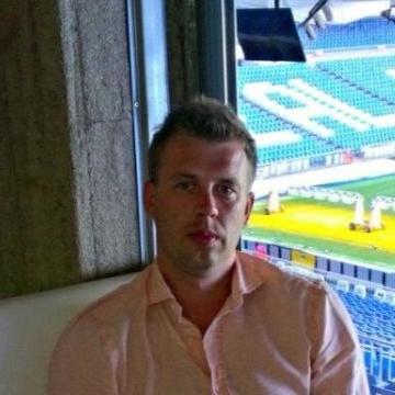 Arnis Purainis, 36, Riga, Latvia