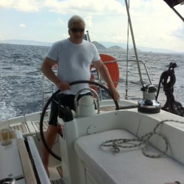Kerem, 56, Istanbul, Turkey