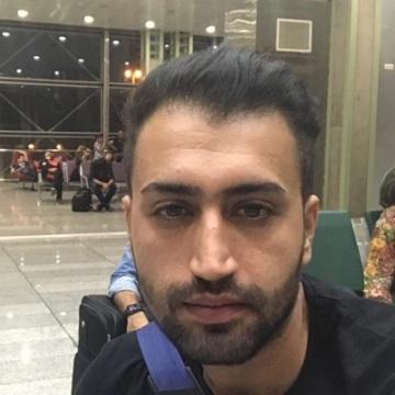 Amir Shamooshaki, 23, Hyderabad, India