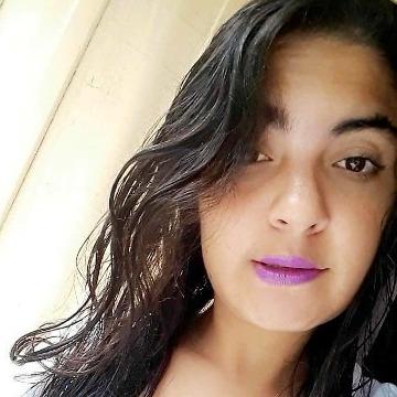 Ana Cláudia Dos Santos, 22,