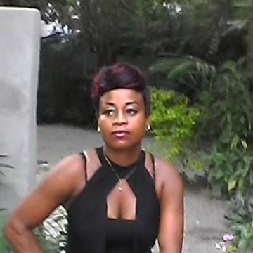 Marie Fattoh, 31, Abidjan, Cote D'Ivoire