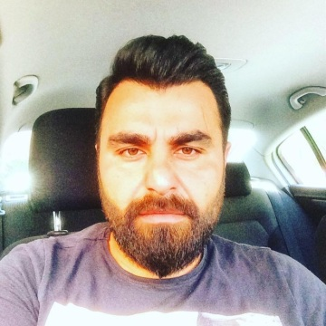 Alper Uzun, 37, Istanbul, Turkey