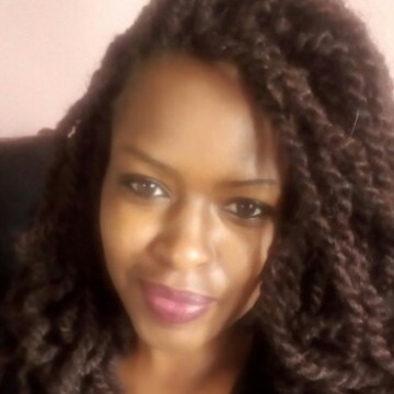 Sylvia B, 32, Nairobi, Kenya