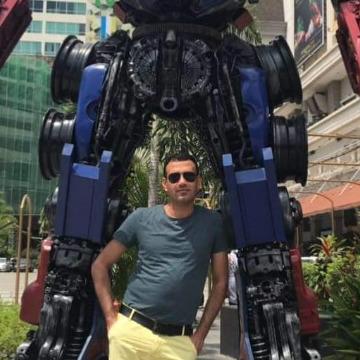 Jalal Al Tmemi, 31, Kangar, Malaysia