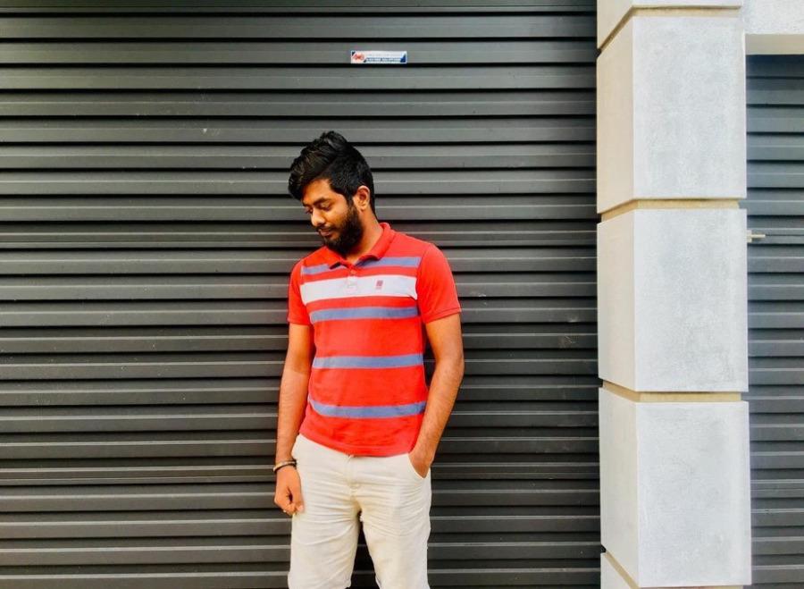 Deelaka, 20, Colombo, Sri Lanka