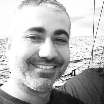 Mehmet Büyükkaya, 40, Bodrum, Turkey