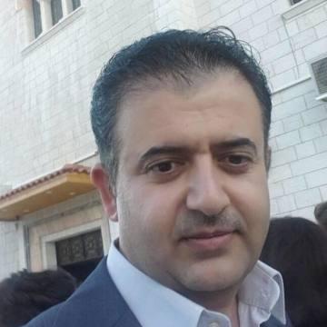 Raed Kfoof, 45, Amman, Jordan