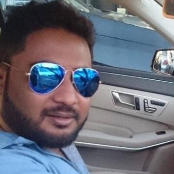Supreeth Sharma, 30, Bangalore, India