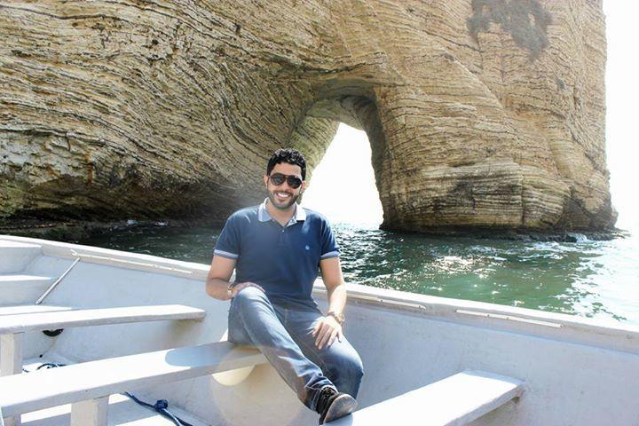 Mohamed Turk, 35, Dubai, United Arab Emirates