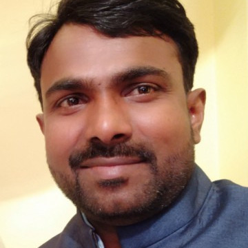 Sameer Vishwakarma, 30, Varanasi, India