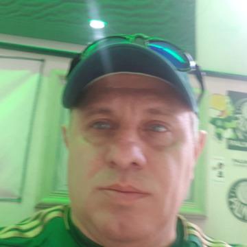Rogerio Carnieto, 47, Sao Paulo, Brazil