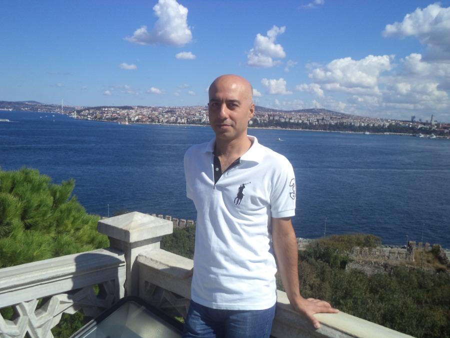 metin, 50, Istanbul, Turkey
