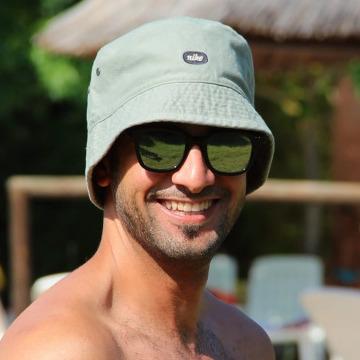 Hazem Maldini, 34, Rome, Italy