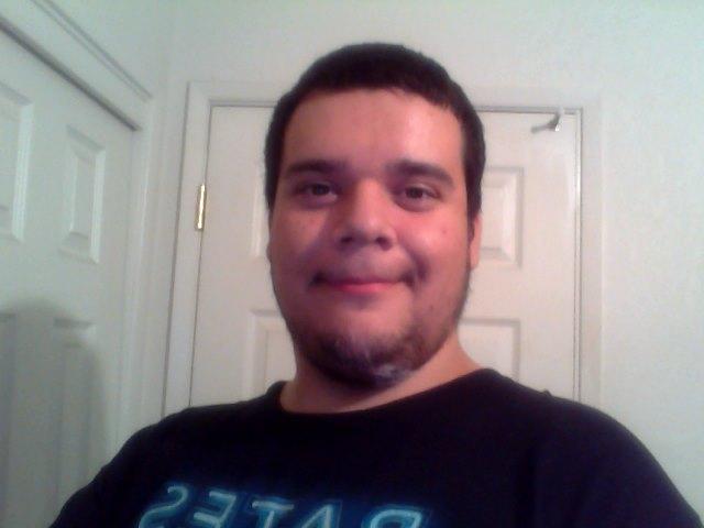 David Geston, 27, Fresno, United States