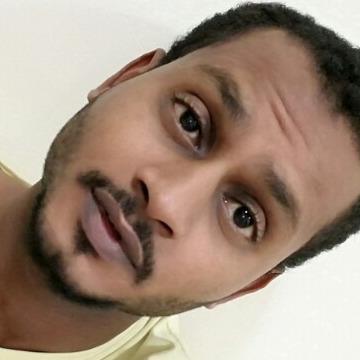 Montasir Omer Mohmed, 29, Dubai, United Arab Emirates
