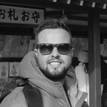 Sam Fraser, 30, Auckland, New Zealand