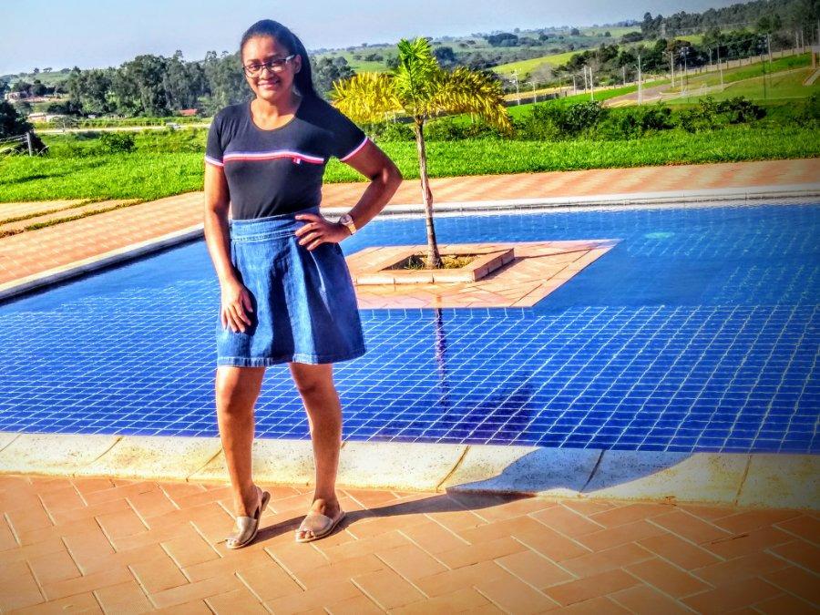 Tamires, 20, Jau, Brazil