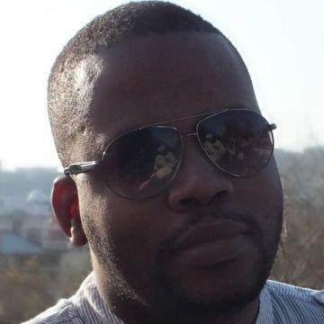 Nape, 36, Johannesburg, South Africa