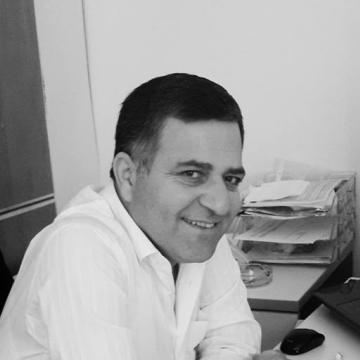 Ercan Karakaya, 40, Mersin, Turkey