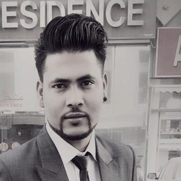 Rohit, 31, Dubai, United Arab Emirates