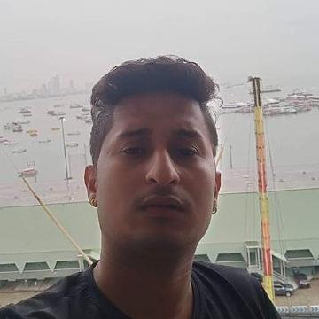 Abhishek Vashishtha, 33, Rishikesh, India