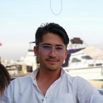 Cihan Karagöz, 32, Istanbul, Turkey