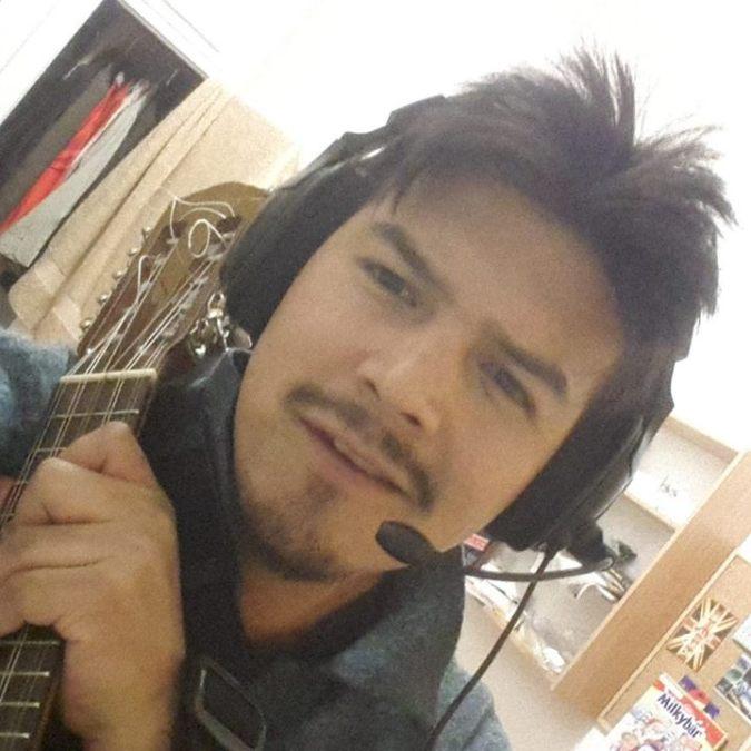 Julio Loaiza Miranda, 31, Madrid, Spain