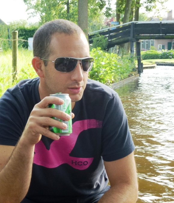 Boaz Mishaan, 39, Tel Aviv, Israel