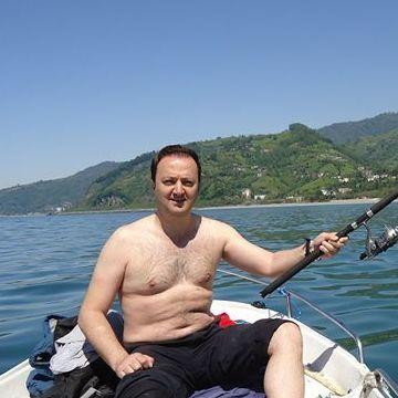 Irfan Dinc, 53, Trabzon, Turkey