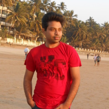 Sudip Roy, 38, Mumbai, India