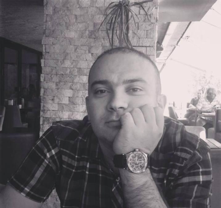 Eyüp Kahraman, 42, Istanbul, Turkey