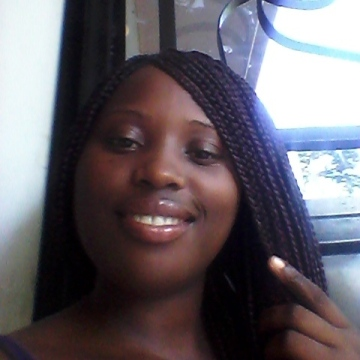 Kasemire Adrine, 29, Entebbe, Uganda