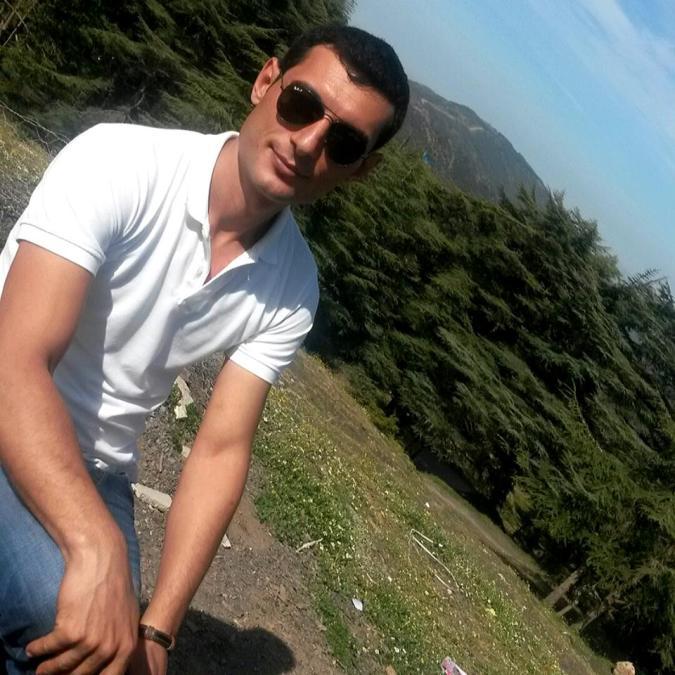 ibrahim, 40, Algiers, Algeria