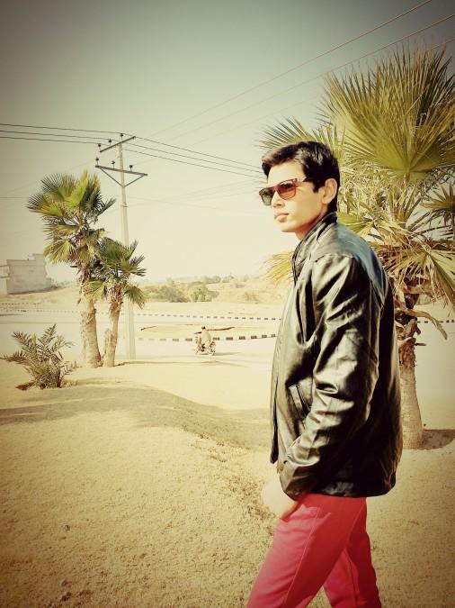 Hamza Sheikh, 24, Islamabad, Pakistan