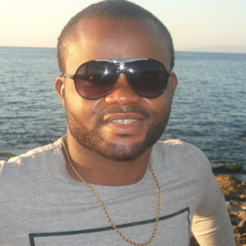 clinton, 37, Lagos, Nigeria