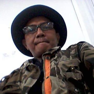Jeffrey Roy, 50, Bandung, Indonesia