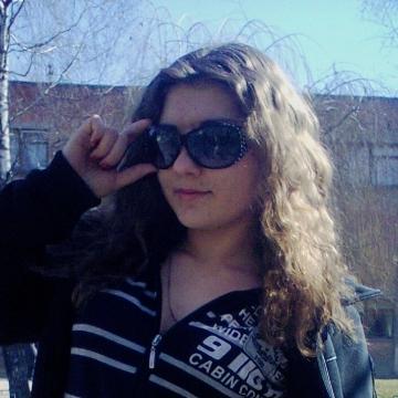 Inna Borodii, 22,