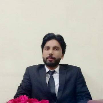 Azhar Rai, 28, Lahore, Pakistan