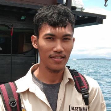 Muhammad Setiawan, 23,