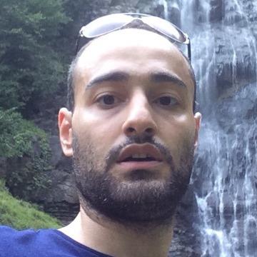 Rıfat Aşılayan, 31, Istanbul, Turkey