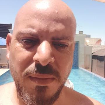Basem, 42, Amman, Jordan