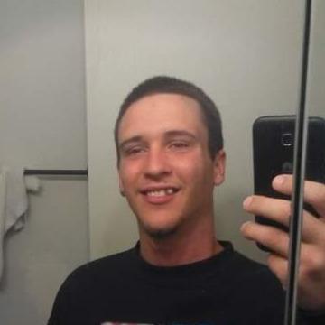 Tyler Fluhr, 20, Louisville, United States