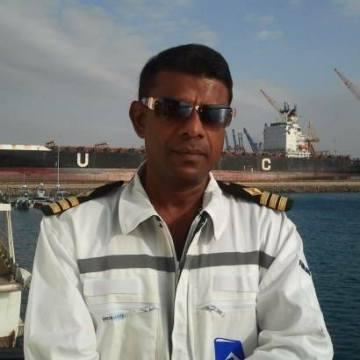 Edward Thumbavila, 46, Jeddah, Saudi Arabia