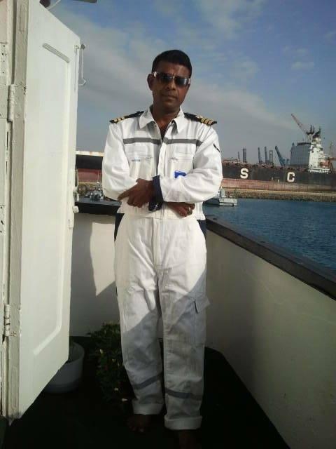 Edward Thumbavila, 48, Jeddah, Saudi Arabia