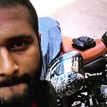 Mohsin Masood, 29, Jeddah, Saudi Arabia